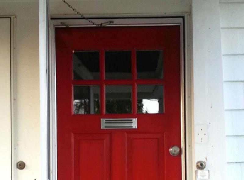 New Doors On An Old House Silverman Trykowski Associates Inc