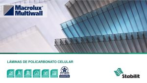 thumbnail of Macrolux_PPT_Multiwall