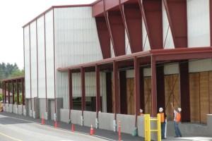 laminas de acrilico en arquitectura