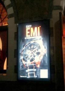 WTF… Wrist Watch On EMI??