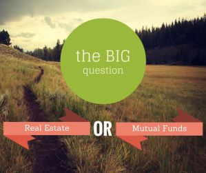 Mutual Funds Vs Real Estate – Which is better for Investing in India?