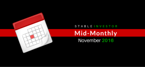 Stable Investor Mid-Monthly November 2016