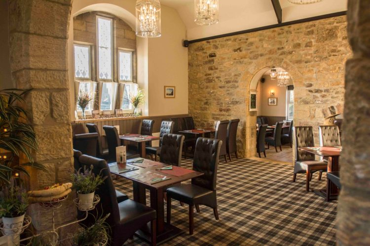 Apple Core Lucker Mediterranean Restaurant Crèperie in Northumberland