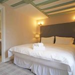 Self-catering cottage in Northumberland, Millstone cottage super king bedroom