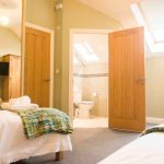 Self-catering cottage in Northumberland, Roe Deer cottage twin ensuite