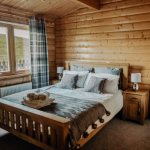 Stablewood Coastal Cottages Grey Heron Double Bedroom Northumberland Cottages