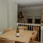 Stablewood Coastal Cottages Grey Seal Breakfast Room/Kitchen Northumberland Cottages