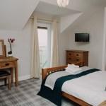 Stablewood Coastal Cottages Jackdaw Double Bedroom Northumberland Cottages