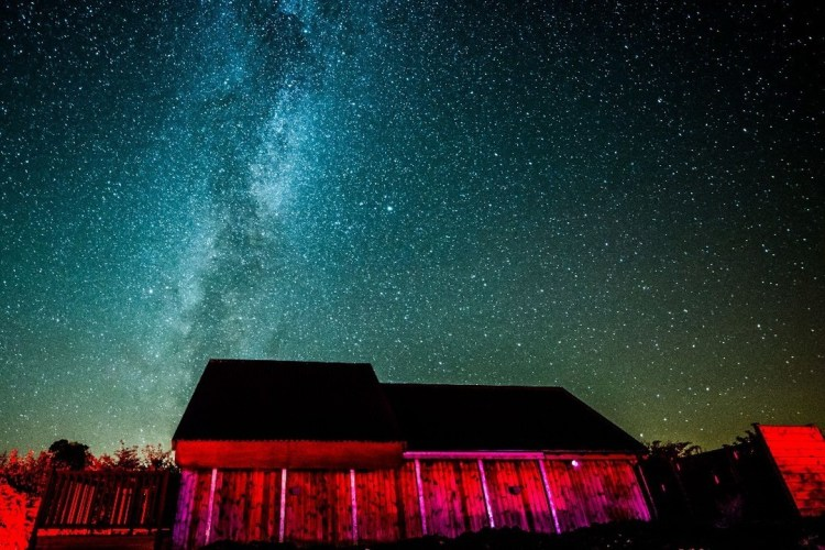 Battlesteads Dark Sky Observatory