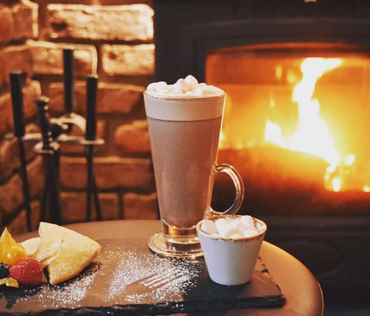 The Apple Inn Hot Chocolate