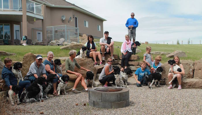 Calgary gathering