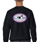 black back sweatshir