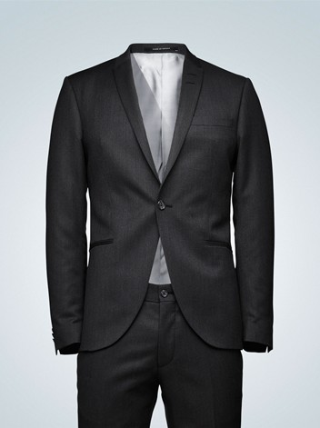 Evert wool suit
