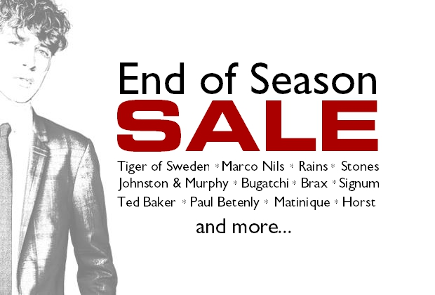 End of Season sale Staccato Vancouver 4