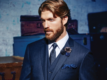 Paul Betenly Staccato Vancouver Menswear suits