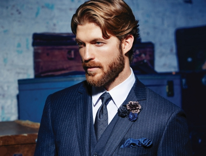 2015 Staccato Vancouver Menswear Spring Suit Sale 2