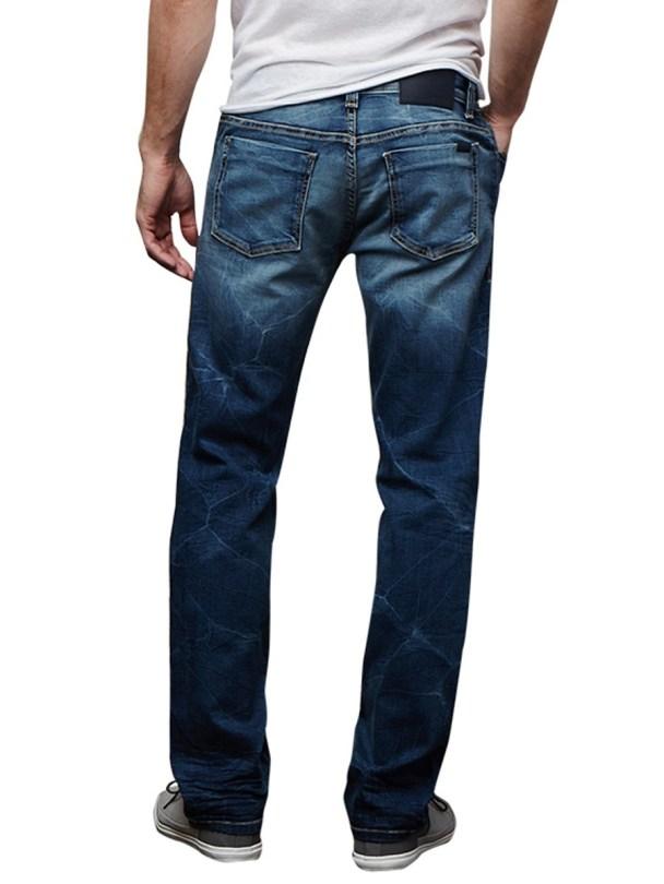 Staccato Menswear Vancouver Fidelity Jeans Oxy Vintage back 2a