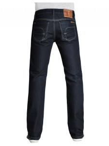 Staccato Menswear Vancouver Fidelity Jeans Sabbath wash 4a back