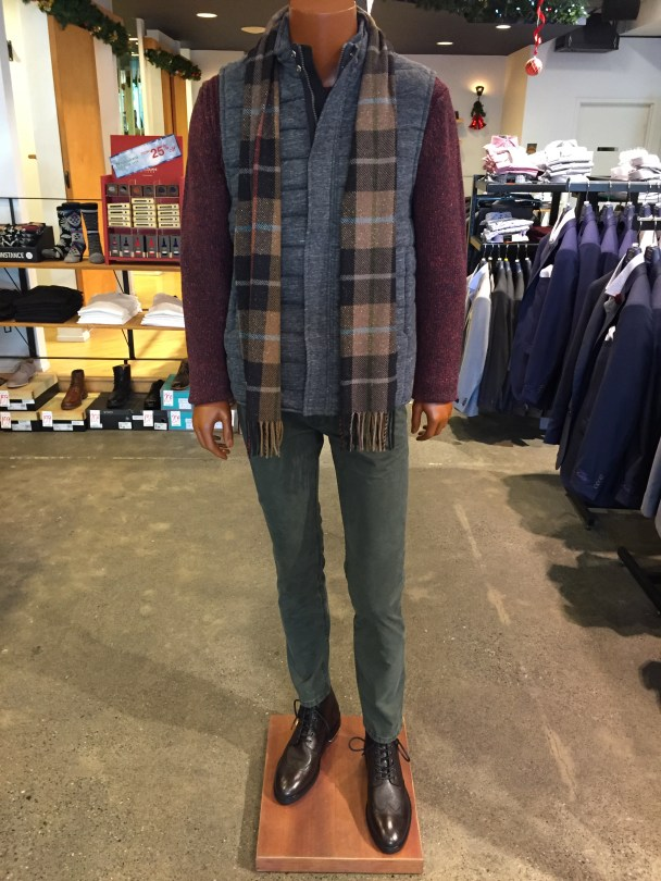 2016 Christmas Mailer Staff Pick Staccato Menswear Vancouver