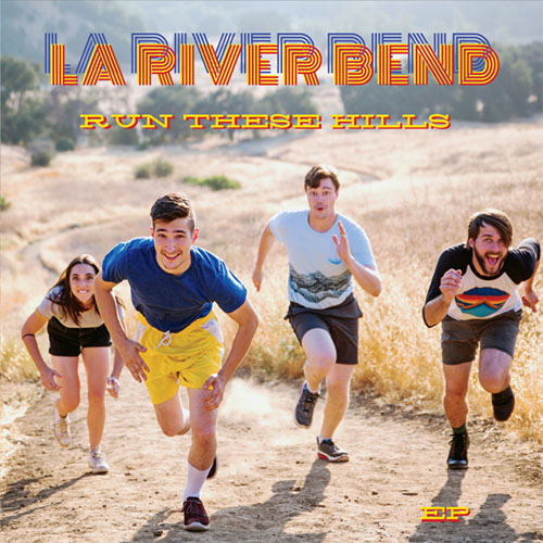 LA River Bend, Run These Hills Review 2