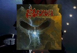 SAXON, Thunderbolt Review 1