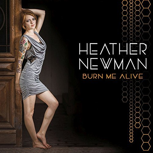 Heather Newman, Burn Me Alive Review 3