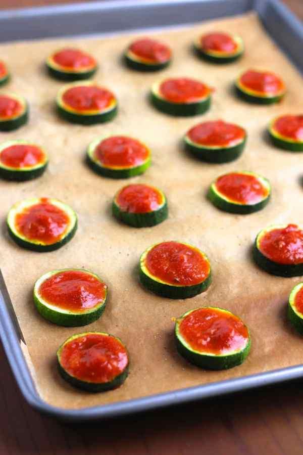 zucchini pizza 1