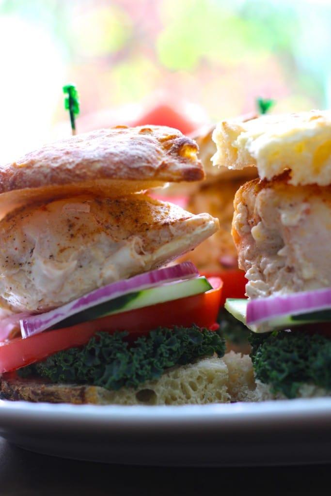 greek chicken burgers 2