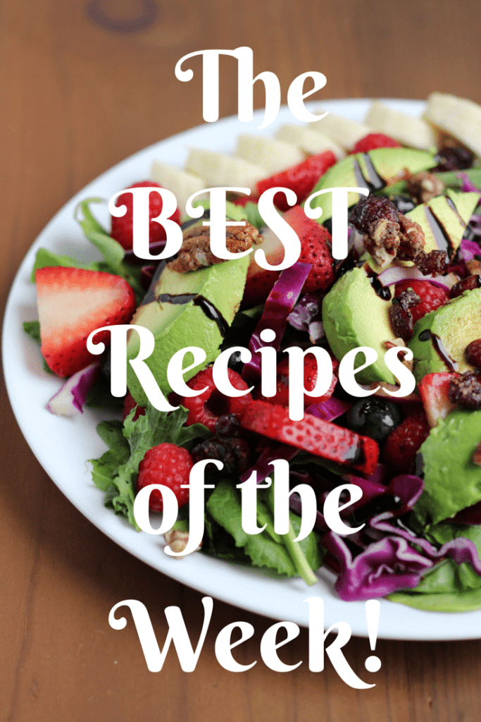 Best recipes of the week link party