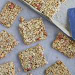 These granola bars are one of our favorite snacks! I load them up with so many seeds and nuts that it's the perfect healthy snack!
