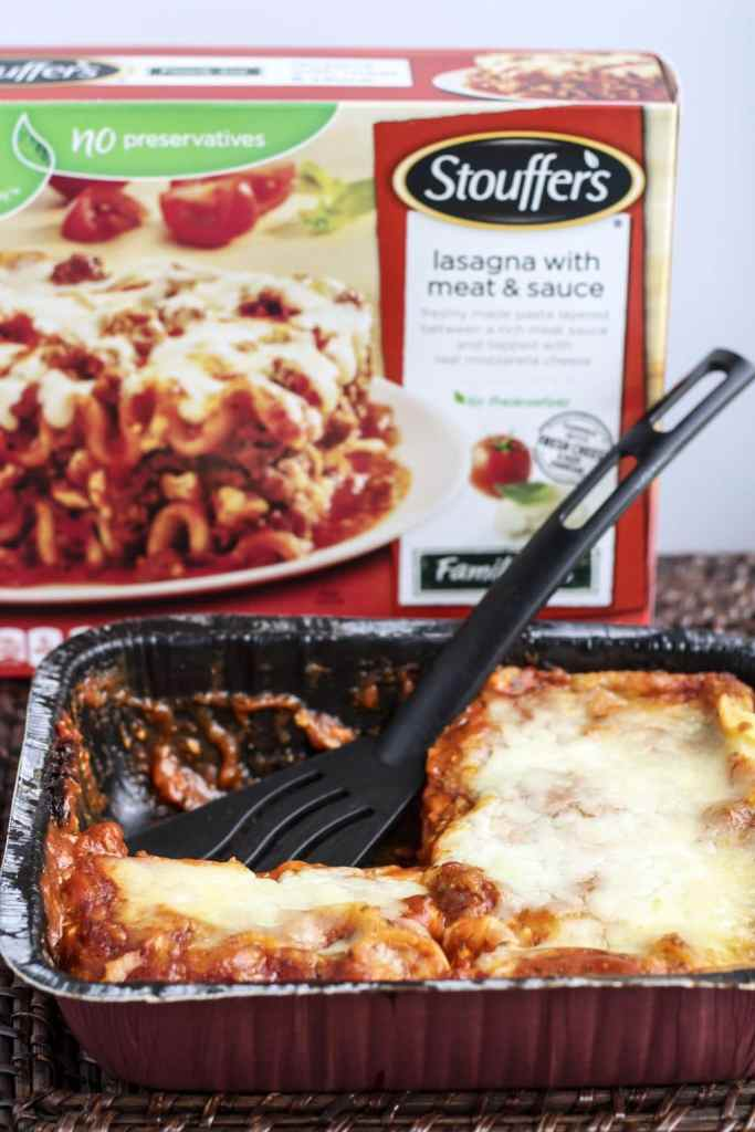 stouffers lasagna