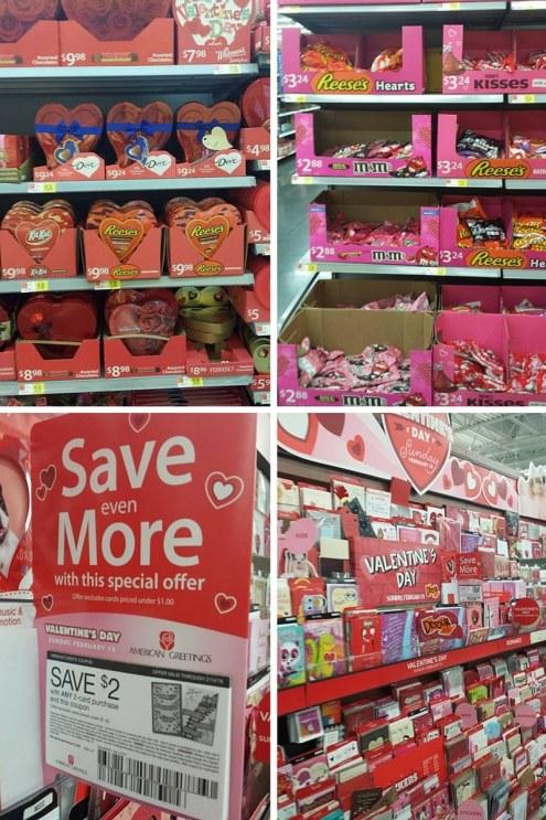 Valentine Walmart