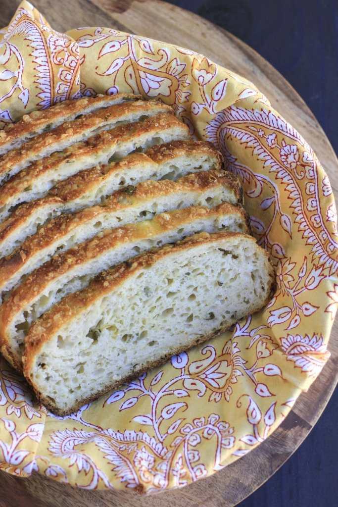 cheddar onion cheese bread