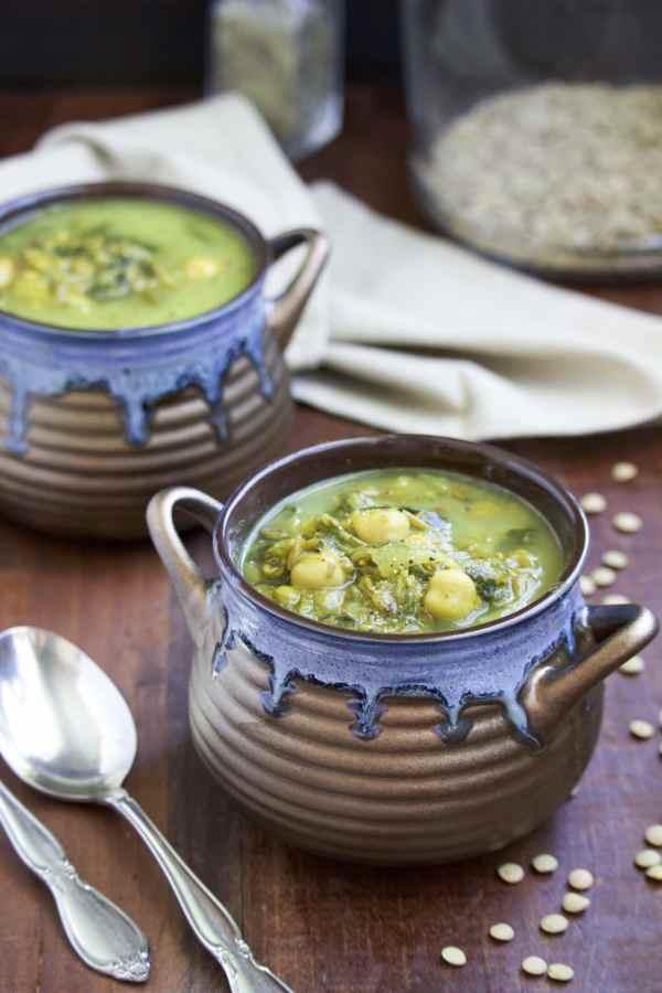 creamy-coconut-lentil-chickpea-spinach-soup