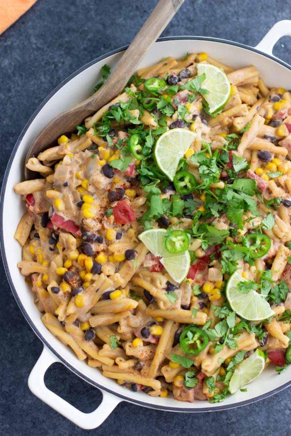 vegan-taco-pasta