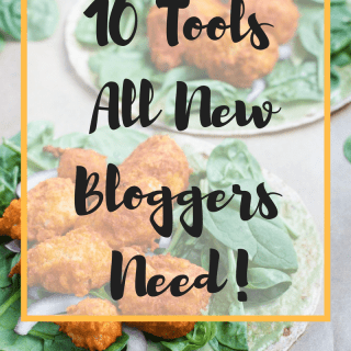 All new bloggers need these 10 tools to start their blog off on the right foot!