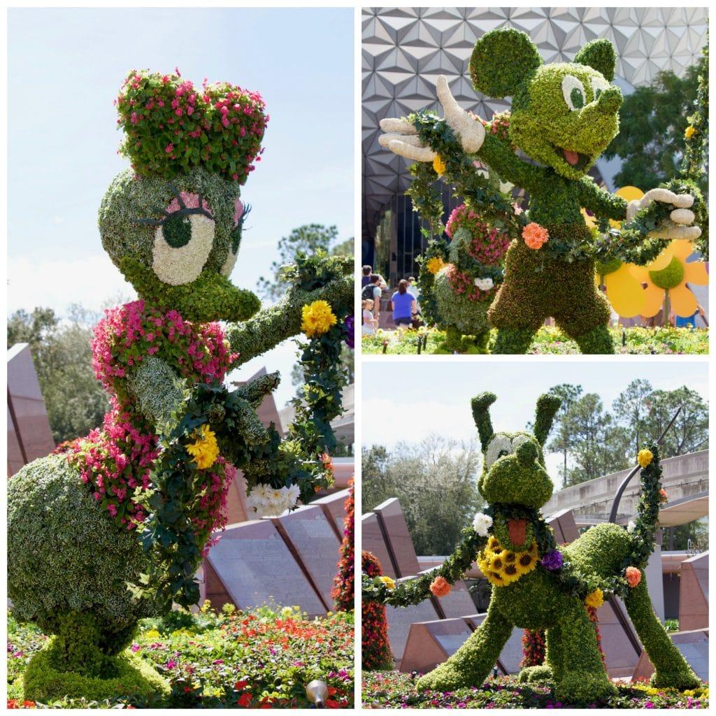 Flower Garden: 2017 Epcot Flower & Garden Festival