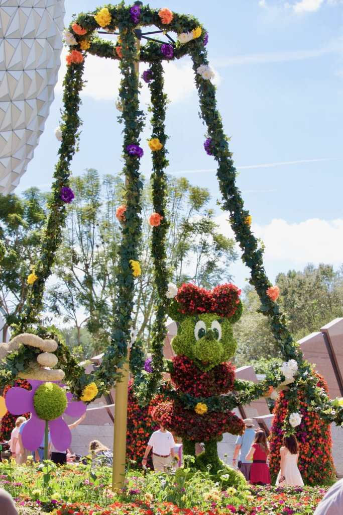 We had the best time eating & drinking our way through the 2017 Epcot Flower & Garden Festival! We're sharing the best of the fest + what you should skip!