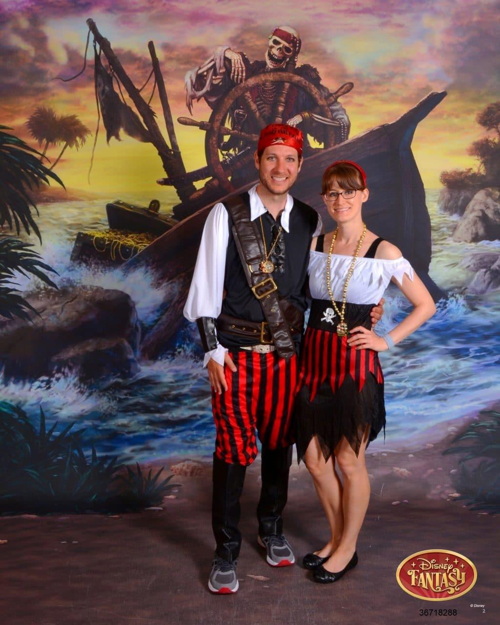Disney Fantasy Honeymoon