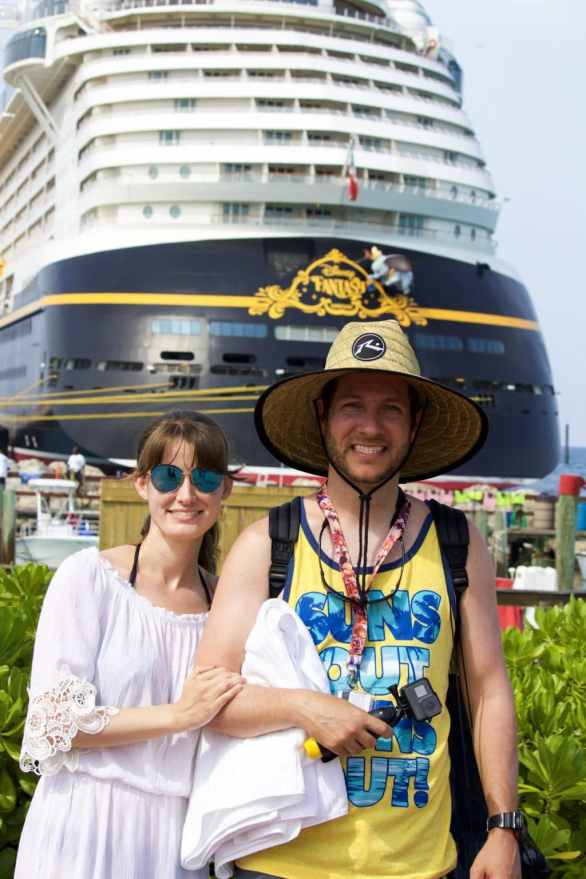 We had the BEST time at Disney's Castaway Cay! Here are 13 things that you need to do to have an awesome time in paradise!
