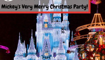 5 activities you dont want to miss at mickeys very merry christmas party - Christmas Disney World