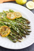 Parmesan Oven Roasted Asparagus