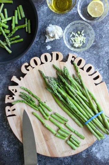 Healthy Lunch: Words with Board Cutting Board | Stacey Mattinson, MS, RDN, LD