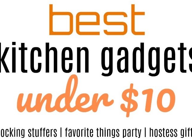 Best Kitchen Gadgets by Stacey Mattinson, MS, RDN, LD