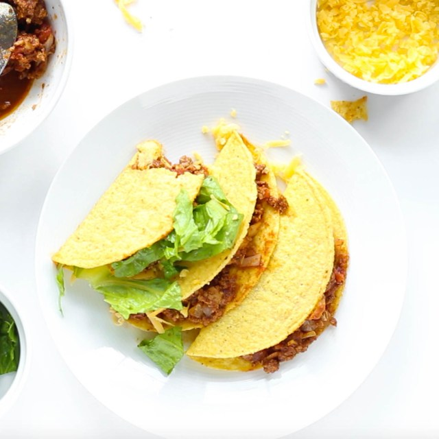 Easy Beef Tacos | Stacey Mattinson Nutrition