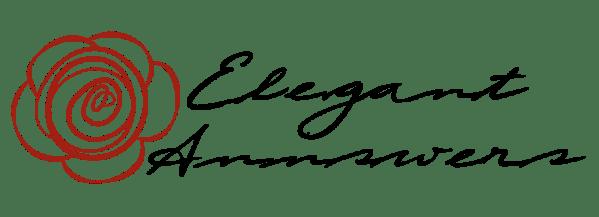 Elegant-Annswers logo design