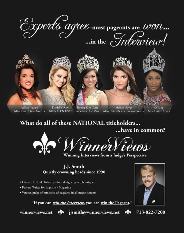 WinnerViews - Magazine Ad October 2013