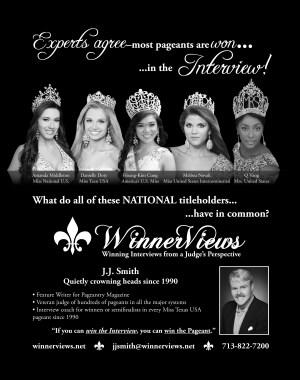 WinnerViews - Magazine Ad November 2012