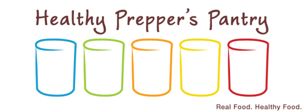 Healthy Prepper's Pantry Facebook Cover Image