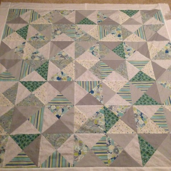 Stacey Sansom Designs Quilt for Maude